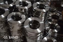 Bandes de cerclage métalliques en acier inoxydable 316 304