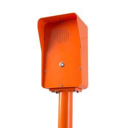 IP VoIP de Dozen van het Telefoongesprek van de Noodsituatie van het Systeem van de Reactie van de Vraag van de Kant van de weg van het SLOKJE
