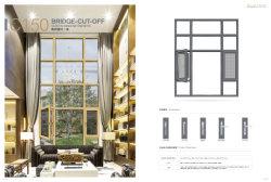 Алюминиевый профиль окна и двери деревянные цвет дверная рама перемещена Windows