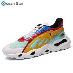 2019 L'automne nouvelle mode lumière loisir respirants d'hommes chaussures running Sneakers Hommes Chaussures de sport