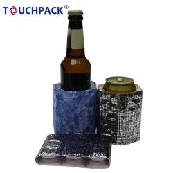 تصميم جديد ثلاثي الأبعاد حقائب تبريد بقنينة النبيذ الفردي