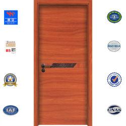 工場のための一義的なデザインメラミンドアの現代木製のドアは作り出した(MD-YL-010)