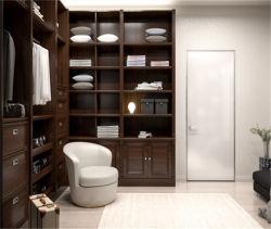 Mordenの寝室の区ローブの削片板のカスタマイズされたサイズのホーム家具