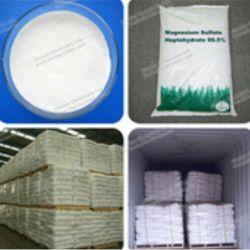 Wit Poeder 98%Min Vochtvrije het Sulfaat van het Magnesium (CAS: 7487-88-9) voor Industrieel
