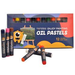 De Zachte Pastelkleur van uitstekende kwaliteit van de Olie van het Neon met 24 Kleuren