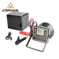 Offre d'usine MP3 Bird Sound 60W de l'appelant les appelants pour la chasse avec Se souvenir de minuterie (CSW-820)