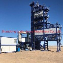 Heißer gesamter Asphalt-stapelweise verarbeitende Pflanze Shandong-Fujian, Betonmischer-Pumpe und Bitumen-Spray