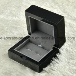 de de Glanzende Juwelen van de Piano van de manier/Ring van het Pakket Jewellry, de Doos van de Gift van de Vertoning