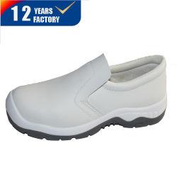 백색 안전 단화 백색 합성 스포츠 산업 ESD 형식 가격 근로자 여자 상표 Longyunda