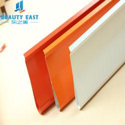 L'écran d'aération métalliques décoratifs en aluminium léger a chuté de plafonds suspendus au plafond du déflecteur