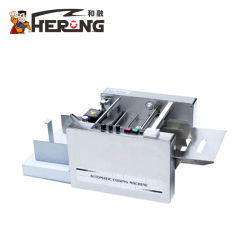 Marca marca Hero lámina caliente de inyección de tinta de inyección de tinta de impresión de códigos de barras Código Barra Fecha Fabricante Coder Sábana desechable de máquina de embalaje