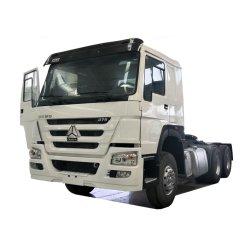 Usado para Serviço Pesado Sinotruck HOWO 6X2 6X4 371HP 420HP caminhões de cabeça de Reboque do Trator