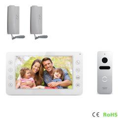 Interfone Campainha Doorphone Home Security telefone da porta de áudio de intercomunicador