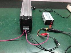 13s5p a 48V 17,5ah de peces de plata E-Bike banco de Batería de iones de litio li-ion recargable Pedelec Akku Batería con todo el plástico (descarga)