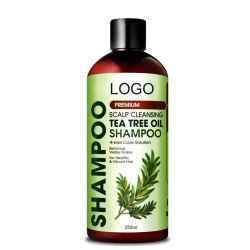Naturel de nettoyage en profondeur les cheveux Doux shampooing bio Arbre à thé de l'huile à base de plantes La croissance des cheveux Shampooing Commande d'huile