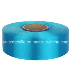100% het Garen van de Gloeidraad van de Polyester met Heldere FDY 150d/48f
