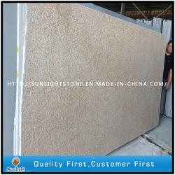 TilesのためのFlamed SurfaceのG682 Yellow Rusty Granite Slab