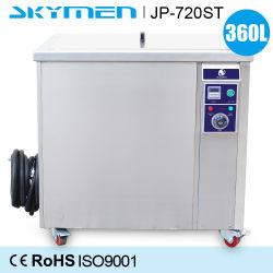 Minuterie numérique 360L'alimentation du chauffage des pièces de moteur de voiture réglable aéronefs Industrial nettoyeur ultrasonique