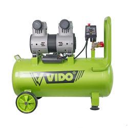 VIDL 220 فولط تيار متردد 50 هرتز 50L 2HP 120L تدفق الزيت بدون أضواء شركة تصنيع أسعار ماكينات ضاغط الهواء الصناعي