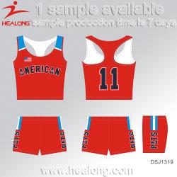 Design Livre Healong Sportswear Sublimação personalizados de Bicicleta Jersey