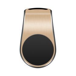 Metal de alta qualidade tipo L Smartphone celular de carro magnético forte suporte de telefone