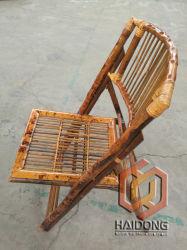 Couleur naturelle chaise en bambou de pliage