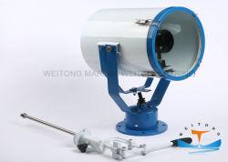 1000Wステンレス鋼屋外の防水海洋の回転ハロゲンサーチライトの検索ライト