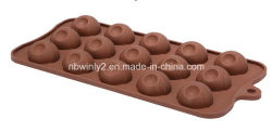 Chocolat moule silicone Dgccrf