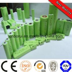 Célula de 3.7V 18650-2200mAh formato de coluna Bateria de iões de lítio
