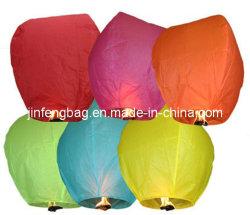 Китайский Фестиваль воздушных шаров, небо фонарики