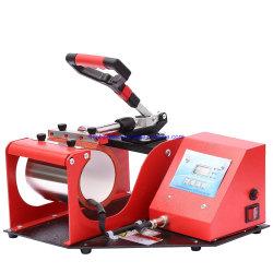 Dingda mini preiswerte Wärme-Presse-Becher-Drucken-Maschinen-Tischplattensublimation-Becher-Flaschen-Zoll-Maschine