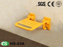 Seguridad plegable ABS Silla de baño de asiento de ducha