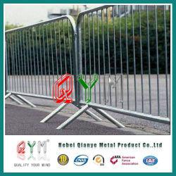 Порошковое покрытие сварной проволочной сеткой временные ограждения барьер/ дороге барьер