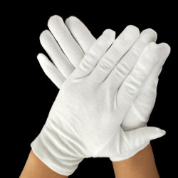 Лучший продавец косметический салон красоты с увлажняющим экзема хлопок перчатки