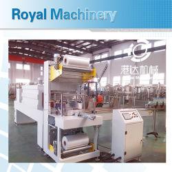 De automatische PE Film krimpt de Machine van de Verpakking van de Omslag (Roy-10B)