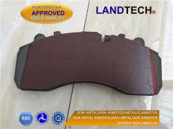 Garniture de frein d'OEM Eurotek d'Actros 29108/29202/29087/29253 pour le véhicule utilitaire et lourd