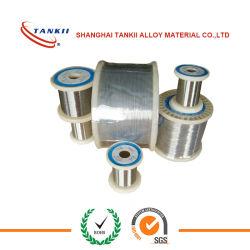 Высокого сопротивления, хрома и никеля сплав NiCr80/20 плоский провод