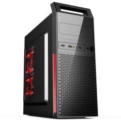 PC de marque Mainframe USB3.0 prend en charge les DVD de cas 3