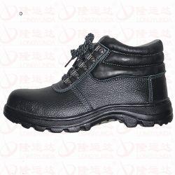Industrielle lederne Mann-/Frauen-Sicherheits-Schuh-Funktions-Schuh-Sicherheits-Fußbekleidung mit Cer-Bescheinigung