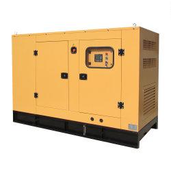 Home gebraucht 4 Zylinder Silent 20 kVA Generator Diesel
