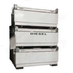 Móvil/portátil de tanques de combustible/aceite usa