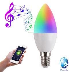 C37 E14 ampoule bougie LED 6 W ampoules LED réglables
