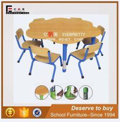 Mobiliário de jardim de infância escola crianças mesa e cadeira (SF-24K)