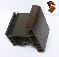 Décoration en plastique anti-UV Film/aluminium pour le PVC mousse Feuille de carte / profil en PVC/Windowsill