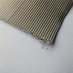 Dutch Weave mailles/grille métallique tissée avec une haute efficacité de filtration