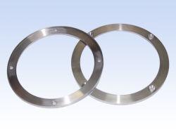 INCONEL 718 Ligas 718 UNS N07718 forjados forja o rotor da turbina parar o balanceamento de anéis espaçadores de tambor buchas vedantes labirínticos a porca de bloqueio e a espessura do anel de vedação de gás