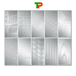 Placca a pressione dell'acciaio inossidabile per la pavimentazione laminata