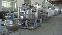 柔らかい粘着性のゼリーキャンデーの処理機械