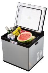 12 В постоянного тока автомобильный холодильник с ПЭВМ (ZM-28D)