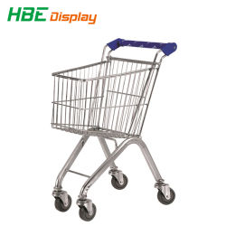 Shopping Mall Hand Push Kids Winkelwagen Voor Kiddie